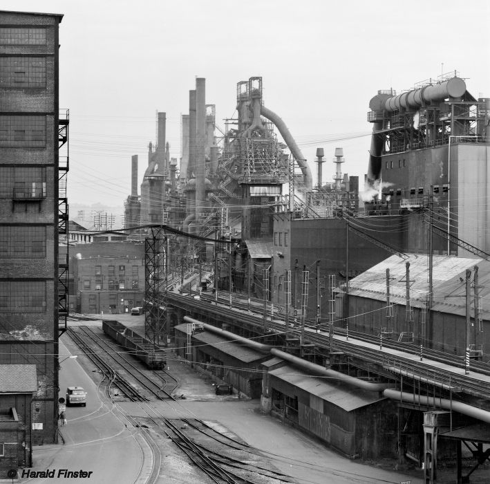 demise of bethlehem steel I review some of the written, sung, and imaged accounts and memoirs of bethlehem steel in order to express in academic fashion that incredible soul made in the proximities of south bethlehem's blast furnaces.